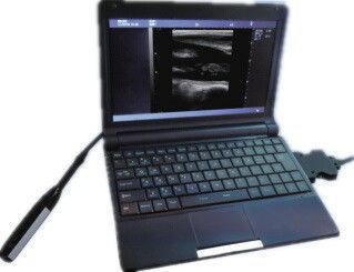 Scanner de ultrassom veterinário