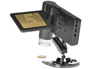 Cabelo video eletrônico Analyer da pele do microscópio de Dermatoscope projeção a cores de TFT de 3 polegadas